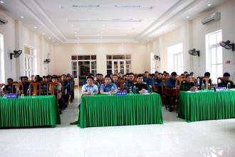 BQL VQG Phong Nha – Kẻ Bàng: Ra quân huấn luyện trung đội tự vệ tại chỗ năm 2021